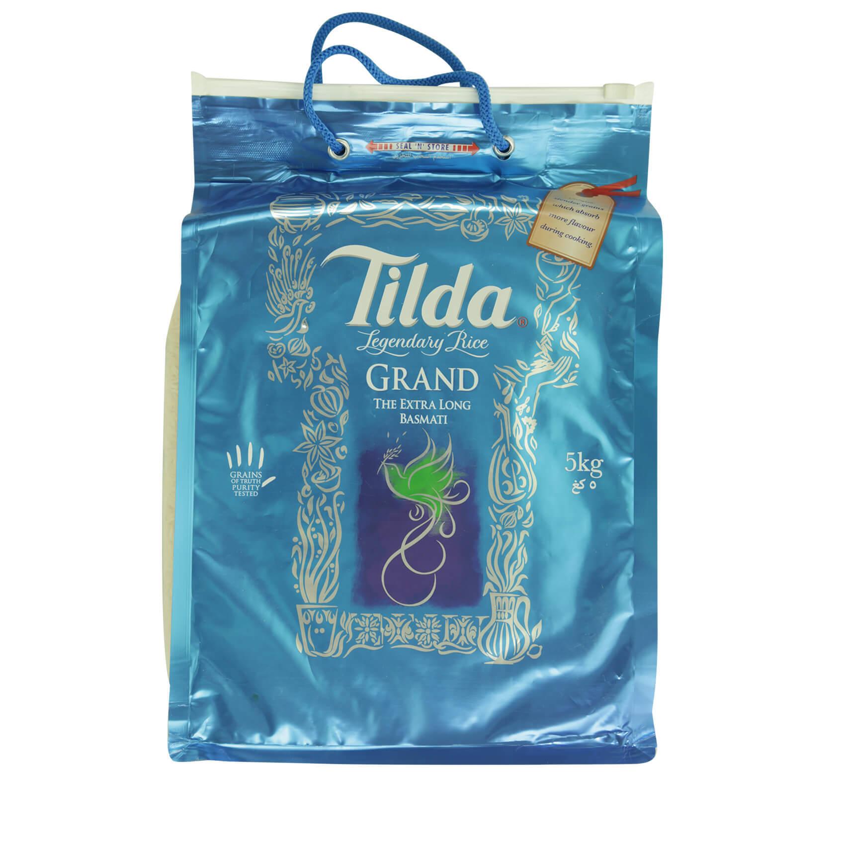 TILDA GRAND XTR LONG BASMATI 5KG