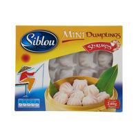 Siblou Mini Dumplings Shrimps 240g