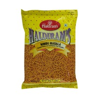 Haldiram's Nimbu Masala Spicy Potato and Chickpeas Flour Noodles 200g