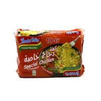 اندومي نكهة دجاج خاصه 75 جرام × 10