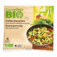 Carrefour Bio Organic Pan Fried Vegetables 600g