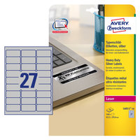 Avery Heavy Duty Label L6011-20