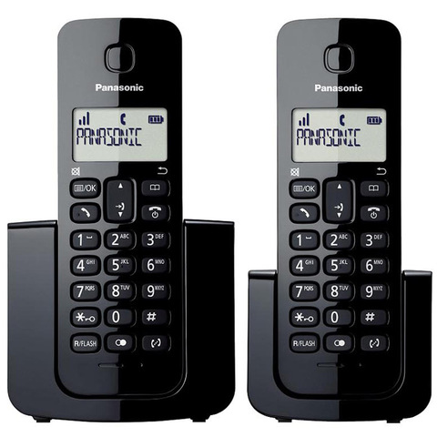 Panasonic-Cordless-Phone-Digital-KX-TGB112-UEB
