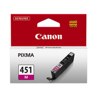 Canon Cartridge CLI 451 Magenta