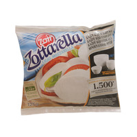Zott Zottarella Light Mozzarella 125g
