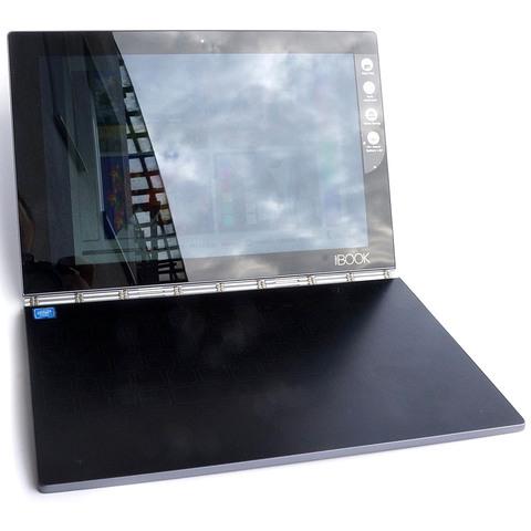 "Lenovo-Tablet-Yoga-Book-1-X91-2.2Ghz,4GB-RAM,64GB-Memory,10.1""-Black"