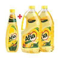 Afia Corn Oil 1.8lx2 +750ml