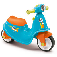 Smoby - Ride-On Scooter - Blue