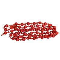 Chamdol Christmas Garland 270Cm Red