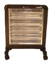 SAMIX Heater Electrical E001A 1600 Watt Black