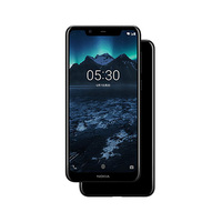 Nokia 5.1 Plus TA-1105 Black