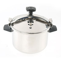 Tefal Authentic Pressure Cooker 10L Steel
