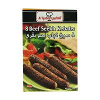 Al Kabeer 8 Beef Seekh Kebabs 320g