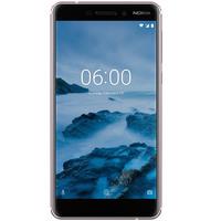 Nokia 6.1 (2018) Dual Sim 4G 32GB White