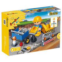 Banbao Construction Set 48Pcs (8529)
