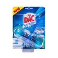 DAC Blue Active Eucalyptus Toilet Rim Block 50g
