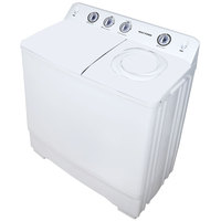 Wolf 14KG Top Load Washing Machine Twin Tub WTT140PCMM
