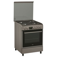 Whirlpool 60X60 Cm Gas Cooker ACMK 6333/IX