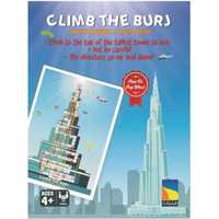 Desert Memories Climb The Burj Board Game
