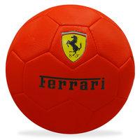 Ferrari #5 Soccer Ball F666 -Red