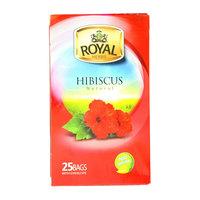 Royal Herbs Hibiscus Tea 2gx25 Bags