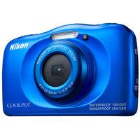 Nikon Camera W100 Blue
