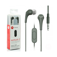 Motorola Single Row Earbuds 2 SH006 Slate