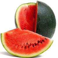 Dark Green Round Watermelon