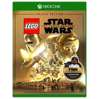 Microsoft Xbox One Lego Starwars Force Awakens Deluxe