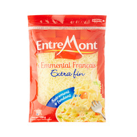 Entre Mont Emmental Grated Cheese 150g