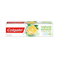 Colgate Tooth Paste Natural Extracts Ultimate Fresh With Asian Oil And Aloe Extracts 75ML