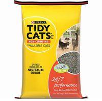 Tiddy Cat. Litter 4.5 Kg