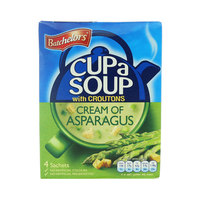 Batchelors Cup A Soup Cream of Asparagus with Croutons 117g