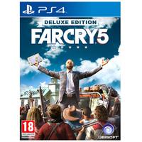 Sony PS4 Far Cry 5 Deluxe Edition