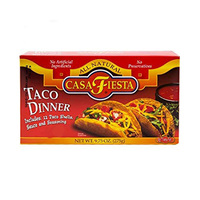 Casa Fiesta Taco Dinner 275GR