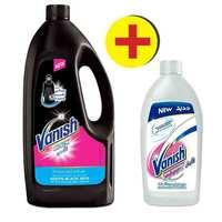 Vanish Liquid Stain Remover Black 1.8 Liter + Vanish Liquid Stain Remover 500 Ml