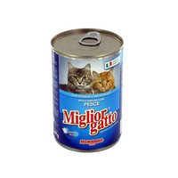 Miglior Gatto Cat Food With Fish 405GR