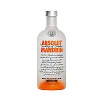 Absolut Vodka Mandarin 40% Alcohol 75CL