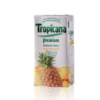 Tropicana Premium Pineapple Juice 180ML