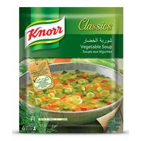 Knorr Packet Soup Vegetables 47g
