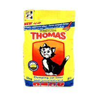 Thomas Clumping Cat Litter 5KG