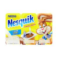 Nestle Nesquik Choc Pots 60g x6