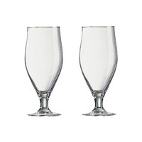 Luminarc Cervoise Beer Glasses X2