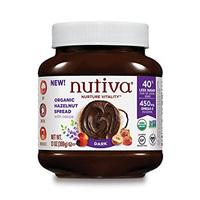 Nutiva Organic Hazelnut Dark 369GR