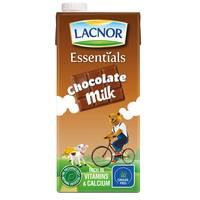 Lacnor Essentials Chocolate Milk 1L