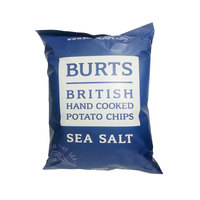 Burts British Hand Cooked Potato Chips Sea Salt 150g