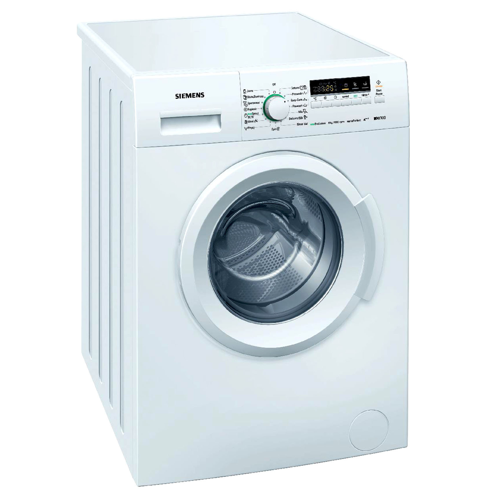 SIEMENS WASHER WM10B260GC 6KG