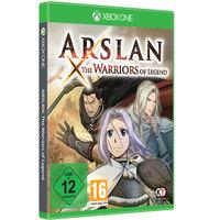 Microsoft Xbox One Arslan The Warriors Of Legend