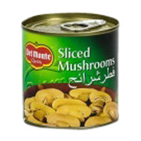 Del Monte Sliced Mushrooms 200g