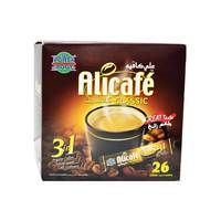 Alicafe Classic 3in1 Coffee 20g 26's